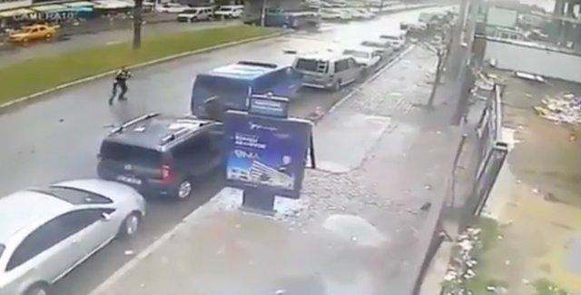 Saldırıda kullanılan araçları alan ev sahibi Irak'a kaçmış