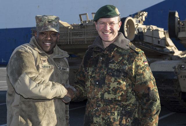 Soğuk Savaş'tan sonra ilk kez! Avrupa'ya askeri sevkiyat...