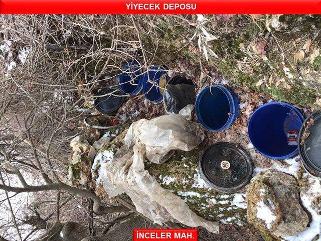 Gabar Dağı'nda terör örgütü PKK'ya darbe