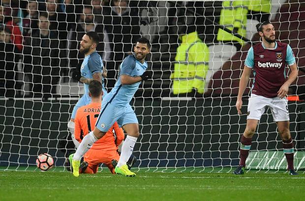 West Ham United - Manchester City