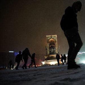 Vali Şahin'den kar açıklaması