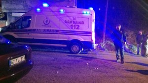 Zonguldak'ta silahlı saldırı