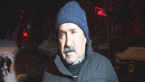 """İzmirli vatandaş kar yağışını """"ilginç"""" diye yorumladı"""