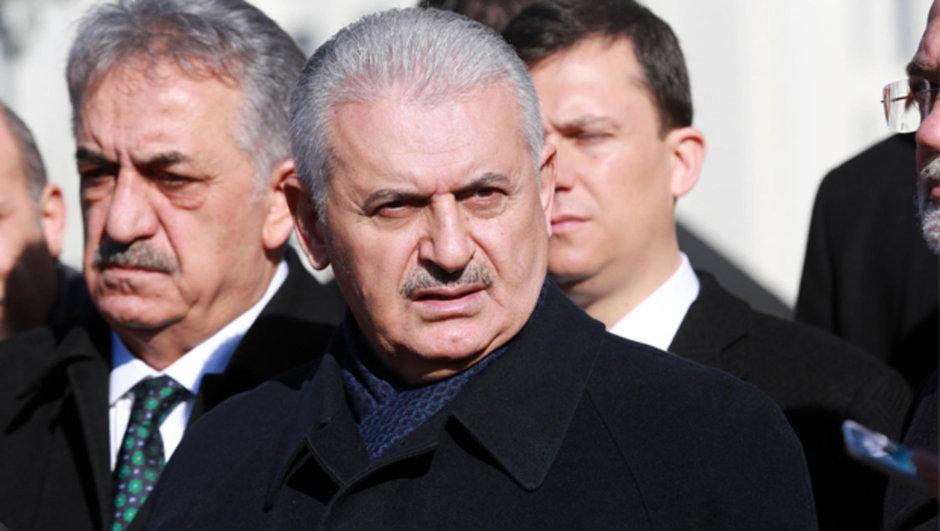 Başbakan Binali Yıldırım Irak
