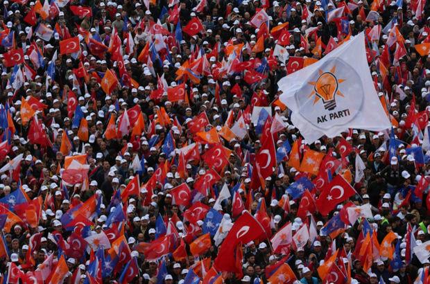 AK Parti Cumhurbaşkanlığı sistemi