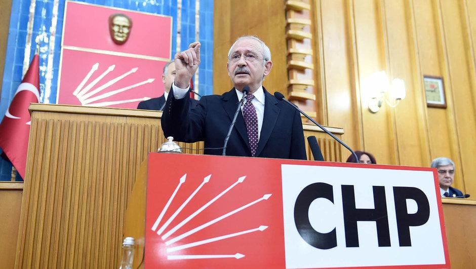 CHP TBMM Genel Kurulu Anayasa Değişikliği oylamaları