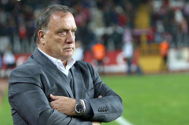 Dick Advocaat Fenerbahçe Volkan Demirel