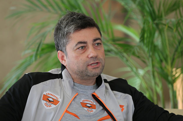 Adanaspor Levent Şahin