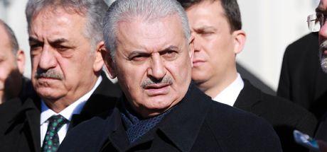 Başbakan Binali Yıldırım Bağdat'ta
