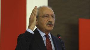 Kılıçdaroğlu: Terör dışı konuları KHK ile düzenlemek demokrasiye ihanet