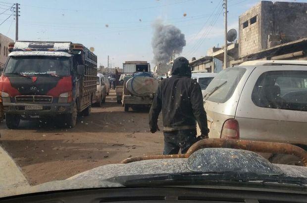 Azez'de bombalı araç saldırısı: 60 ölü