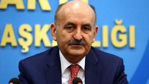 Bakan Müezzinoğlu önemli açıklamalarda bulundu
