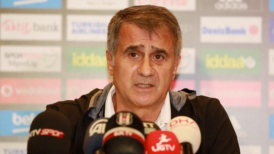 Beşiktaş Şenol Güneş
