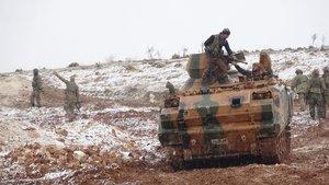 TSK: 3 DEAŞ emiri dahil 37 terörist öldürüldü, 1 asker şehit