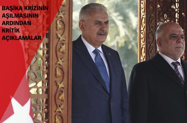 Irak Başbakanı Ibadi: Başika konusunda Türkiye ile anlaştık