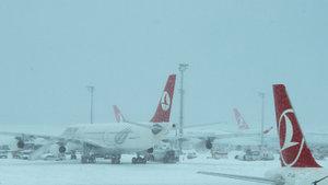 Türk Hava Yolları'ndan uyarı: Uçuşlarınızı kontrol edin