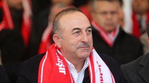 Bakan Çavuşoğlu, Ortodoksların Noel'ini kutladı