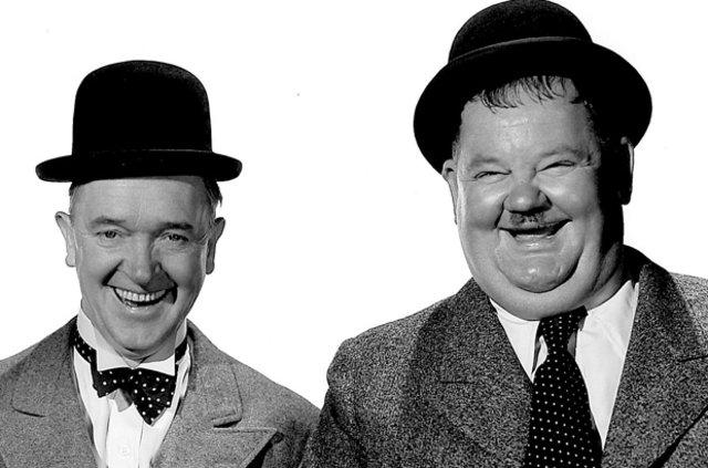 Sinemanın unutulmaz komedi ikilileri