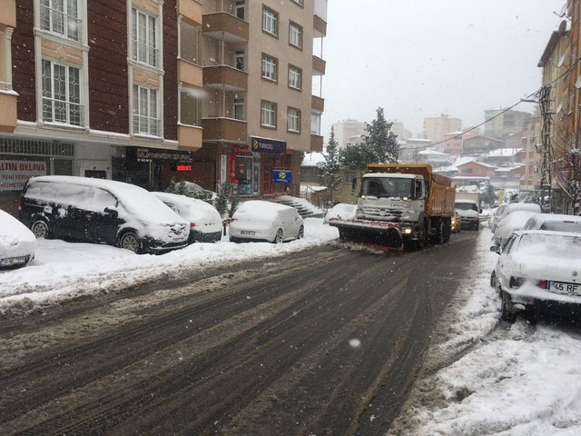 İstanbul'da trafik yoğunluğu yüzde 2