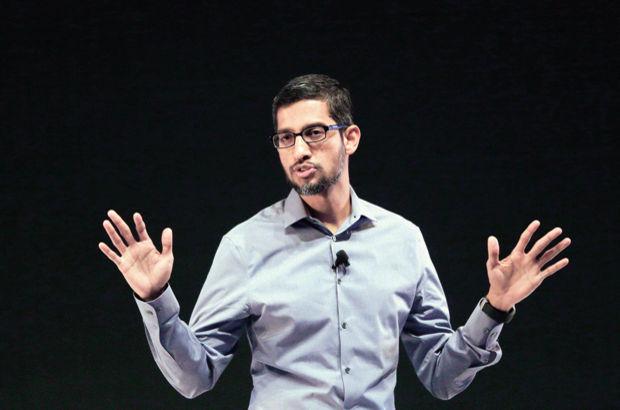Google CEO'su: Belki şu an birkaç çocuk...