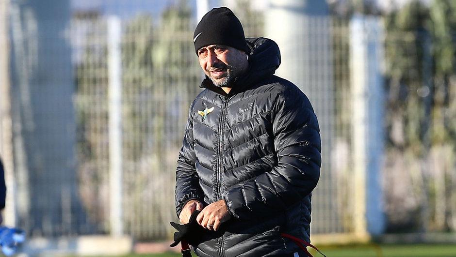 Tolunay Kafkas Akhisar Belediyespor Hugo Rodallega