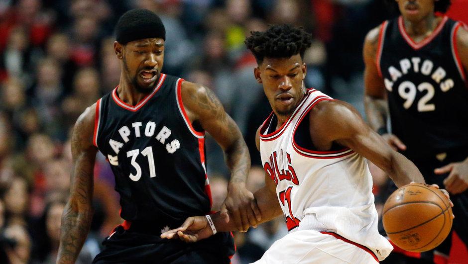 Chicago Bulls - Toronto Raptors
