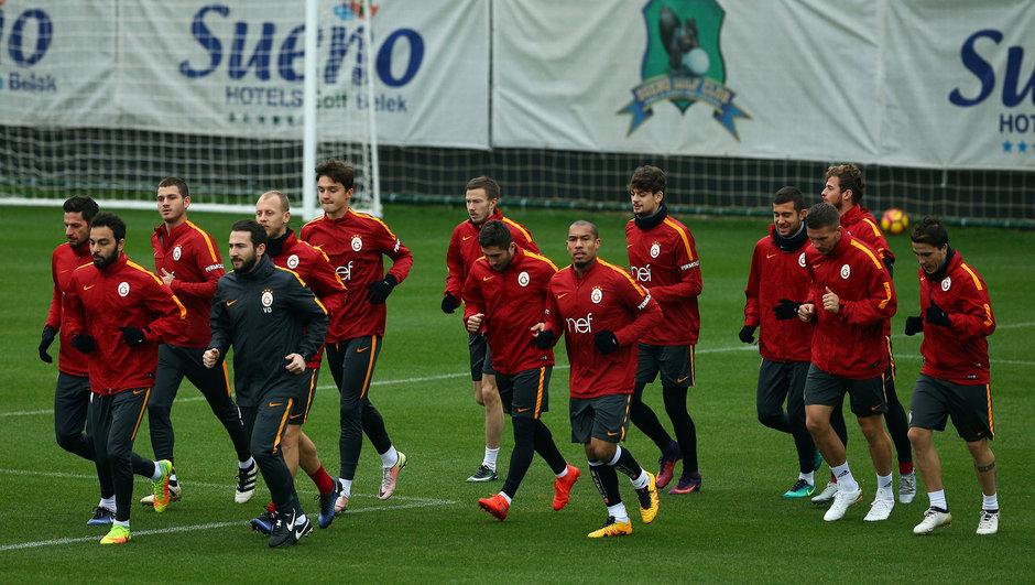 Galatasaray Suudi Arabistan hazırlık maçı El İttifak