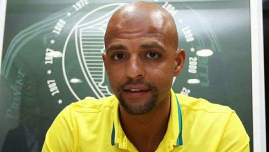 Felipe Melo Palmeiras