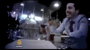 Dünya basını bu haberi konuşuyor! İsrailli diplomat gizli kameraya yakalandı