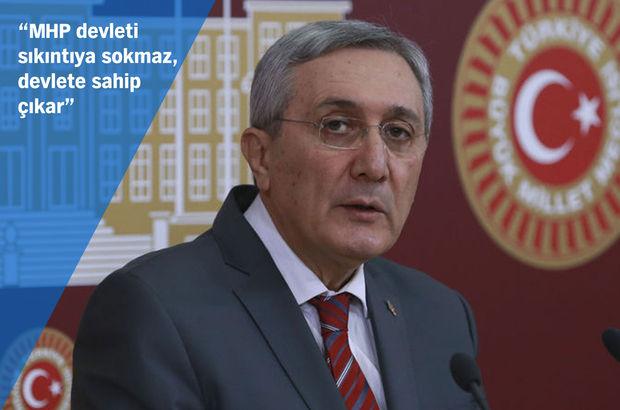 MHP anayasa Emin Haluk Ayhan