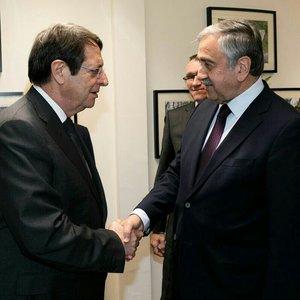 Kıbrıs Zirvesi için liderler buluştu