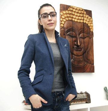 Akilah Azra Kohen son çıkardığı AEDEN kitabını Haberturk com'a anlattı