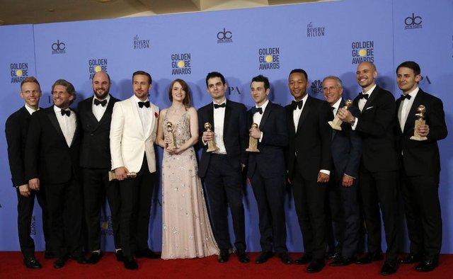 74. Altın Küre Ödülleri sahiplerini buldu!