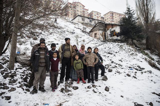 Ankara'ya göç eden Tilkici ailesinin dramı!