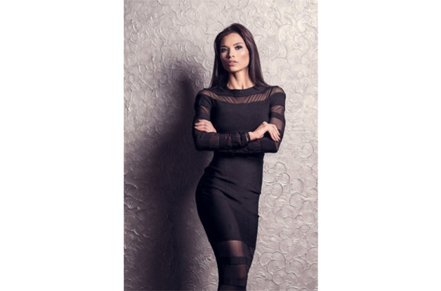 Miss Helsinki 2017'yi Sephora Ikalaba kazandı