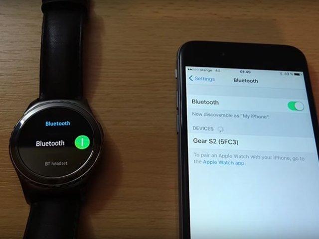 Samsung akıllı saatleri artık iPhone'larla da çalışacak
