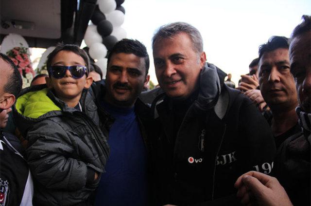 Ersan Adem Gülüm Beşiktaş'a dönüyor