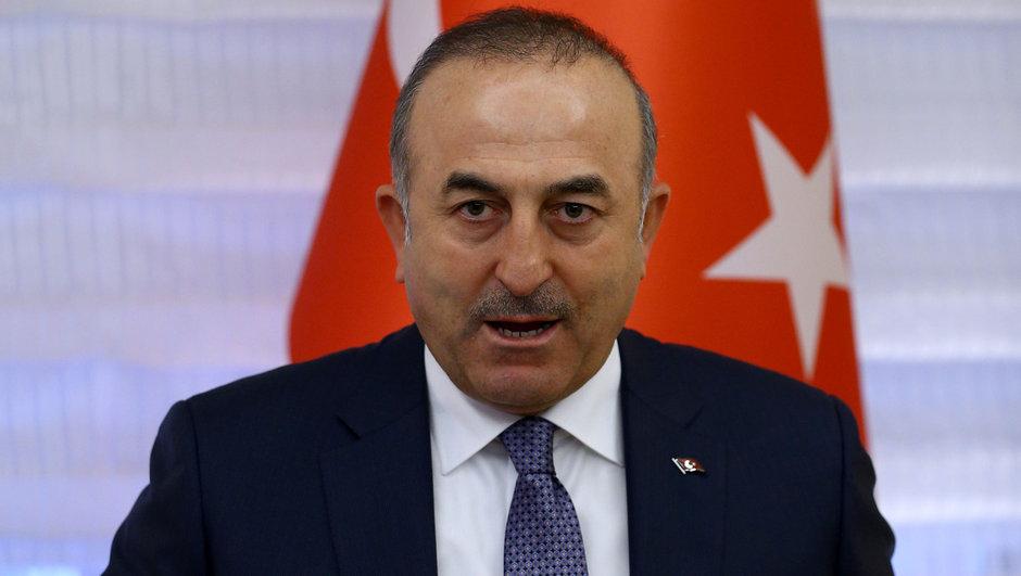Mevlüt Çavuşoğlu İran Ali Ekber Haşimi Rafsancani