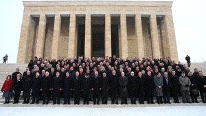 9'uncu Büyükelçiler Konferansı için büyükelçiler bir araya geldi