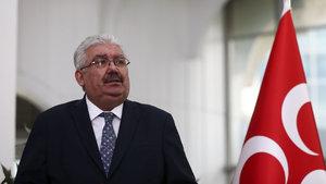 """MHP'den CHP'ye """"siyasi sarhoşluk"""" eleştirisi"""