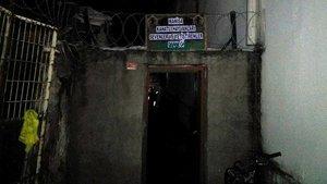 Manisa'da Kanatlı Hayvanları Sevenler Derneği'nde horoz dövüşü