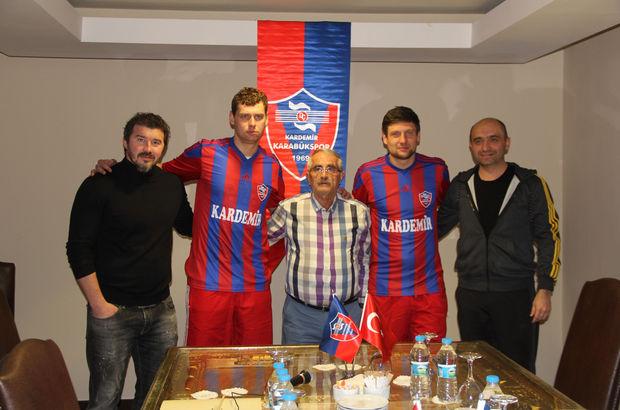 Oleksandr Rybka Kardemir Karabükspor