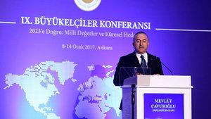 Çavuşoğlu'ndan Trump'a: Gülen'i iade et, YPG ile işbirliğini bitir