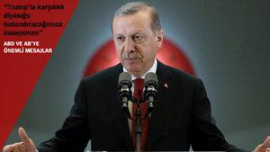 Erdoğan'dan FETÖ tepkisi: Dost demeye dilim varmıyor, müttefik bildiğimiz ülkeler...