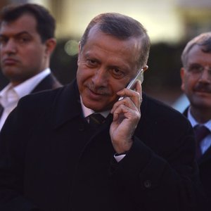 Erdoğan'dan Başika'daki askerlere telefon