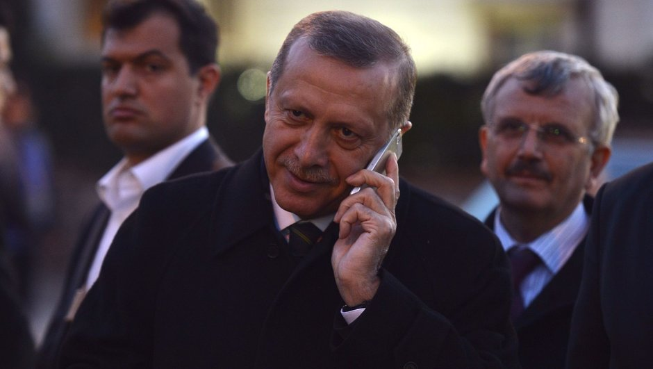 Recep Tayyip Erdoğan Başika Irak