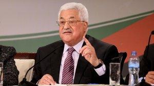 Filistin Başkanı Abbas'tan Trump'a çağrı