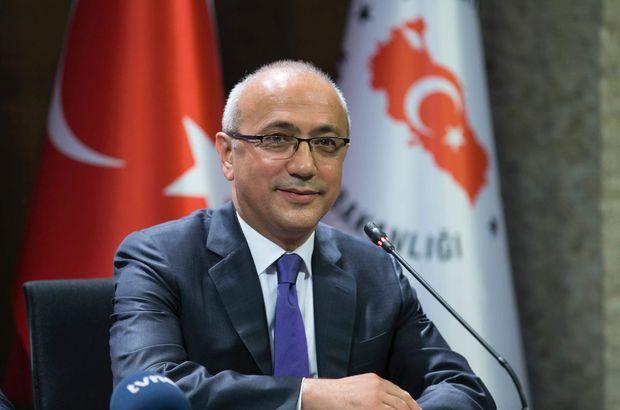 Kalkınma Bakanı Elvan'dan SGK müjdesi