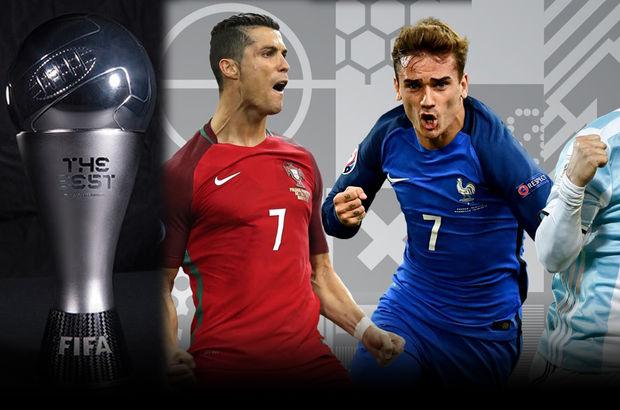 FIFA yılın en iyileri
