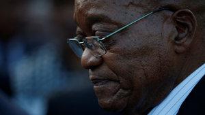 Güney Afrika Devlet Başkanından 'İsrail'e gitmeyin' çağrısı